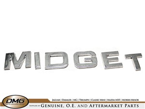 BADGE SILL SET:  MIDGET