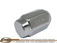 "WHEEL NUT CHROME 3/8"" STUD:"