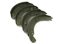 BRAKE SHOES SET:  L/ROVER SER3, DEFENDER